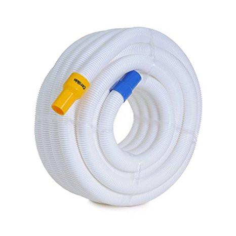 Certikin 1 5 x 25 metre floating vac hose cx25 swindon pool chemicals for Swimming pool vacuum hose ends